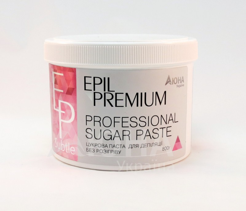 Шугаринг без разогрева Epil Premium Subtle Ultra Soft, 800 г